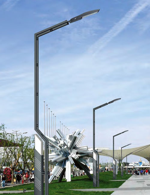 LED太阳能路灯系列