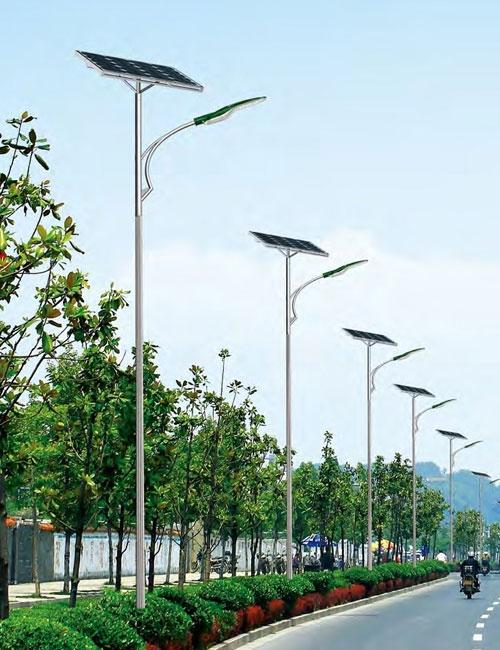 锂电智能太阳能路灯