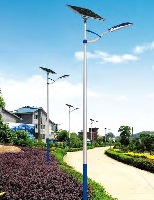 一体化太阳能路灯