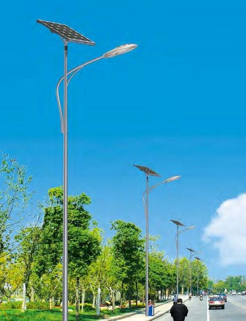 小功率太阳能路灯